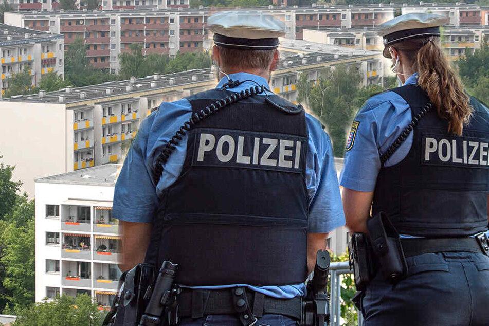 Nach einer handfesten Auseinandersetzung musste die Polizei für Ordnung sorgen.