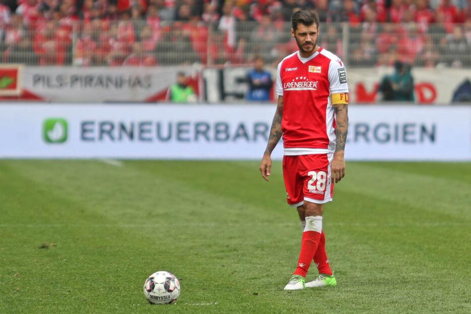 Christopher Trimmel spielt seit 2014 für Union Berlin.