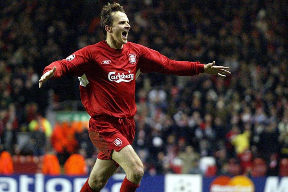 Dietmar Hamann spielte auch schon für den FC Liverpool.