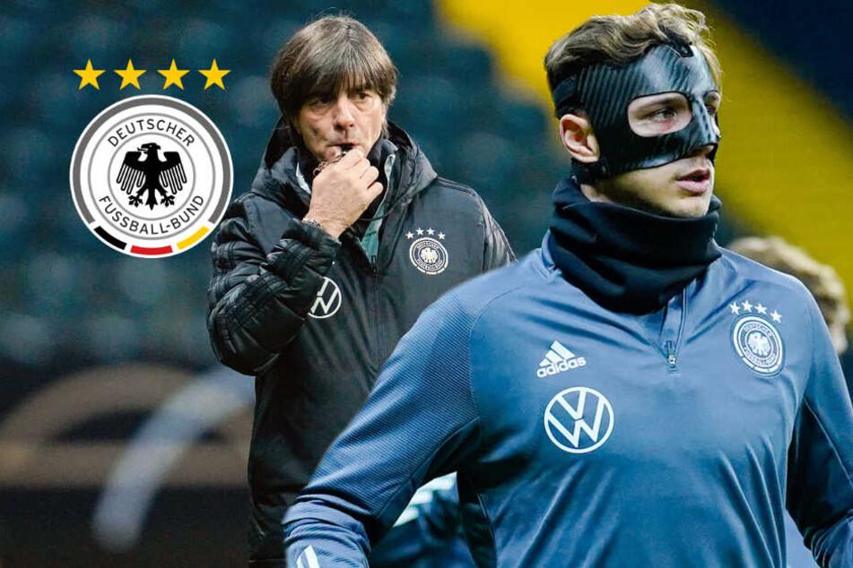 Klappt's im zehnten Anlauf? Bundestrainer Löw macht Stark Hoffnungen auf DFB-Debüt