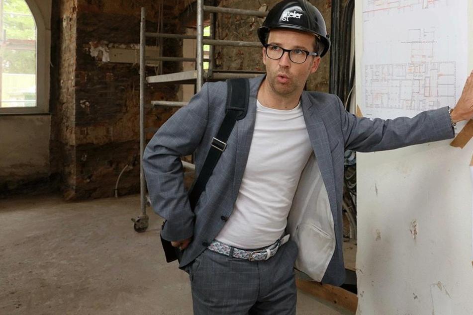 Architekt Sebastian Thaut ist den Job nun los.