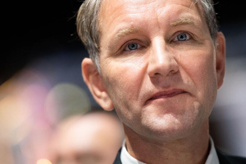 AfD-Mann Björn Höcke kann zurzeit nicht als Lehrer entlassen werden