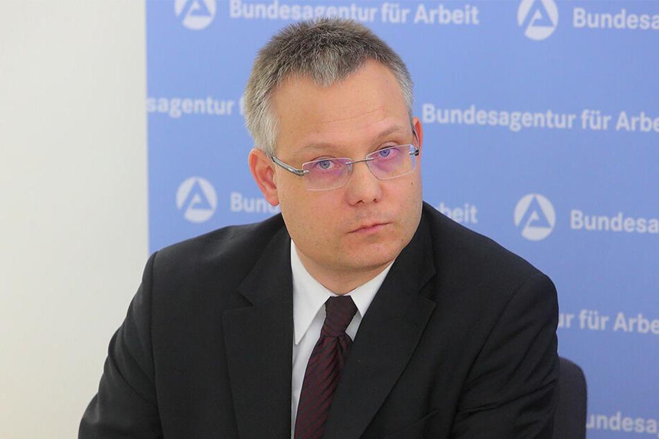 Der gebürtige Dresdner Jan Pratzka (47) leitete zuvor das Jobcenter.