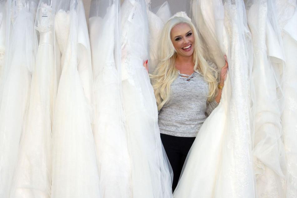 Daniela Katzenberger moderiert die neue Hochzeits-Show auf RTL2.