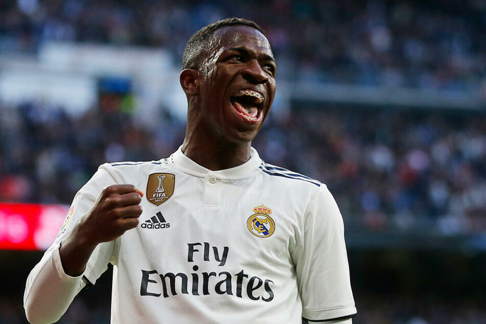 Soll Marc Bartra und dessen Mutter übelst beleidigt haben: Real Madrids Jungprofi Vinicius Junior.