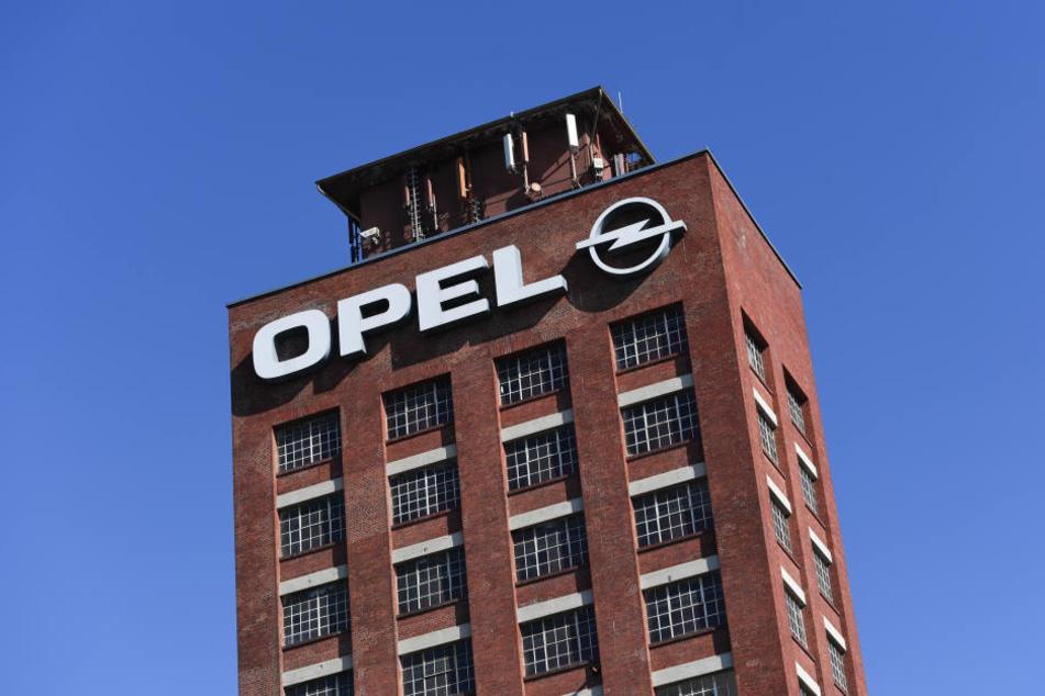 Seit 1929 gehörte Opel zu General Motors.