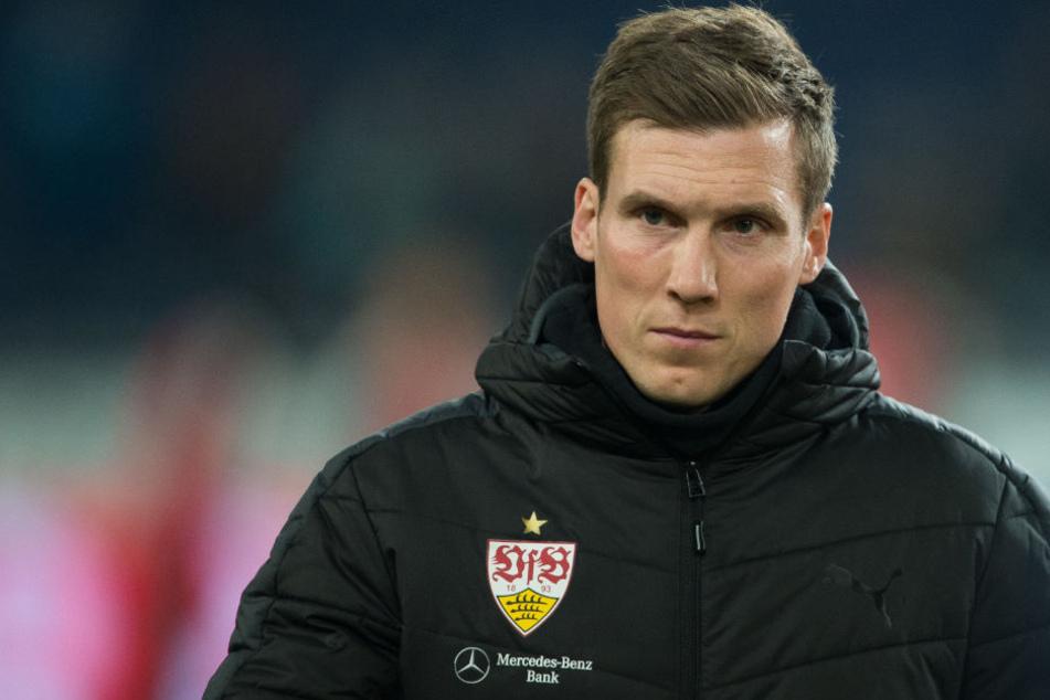 Hatte es schon mal leichter: VfB-Coach Hannes Wolf.