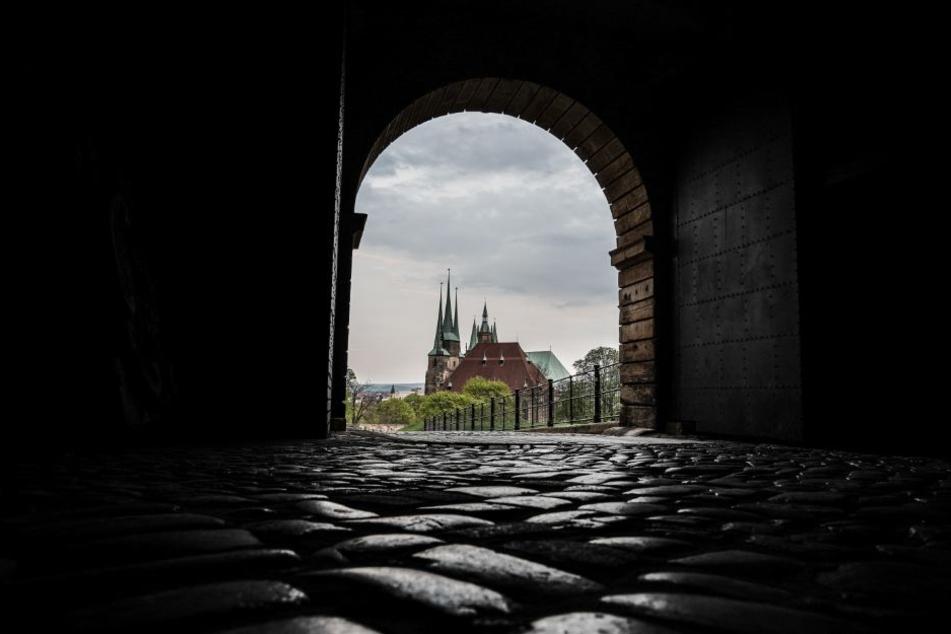 Es ist der erste bekannt gewordene Verdachtsfall am Bistum Erfurt. (Symbolbild)