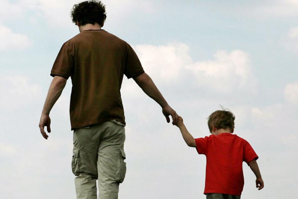 Väter haben vor Gericht auch weiterhin oftmals das Nachsehen. (Symbolbild)