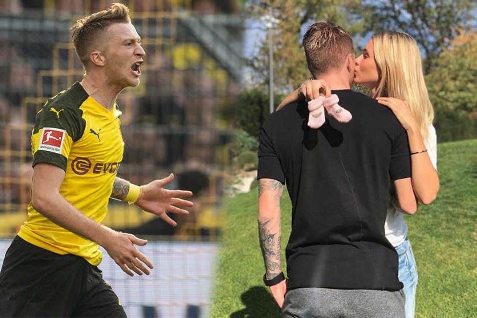 Baby-News beim BVB! Marco Reus und seine Freundin erwarten ein Kind