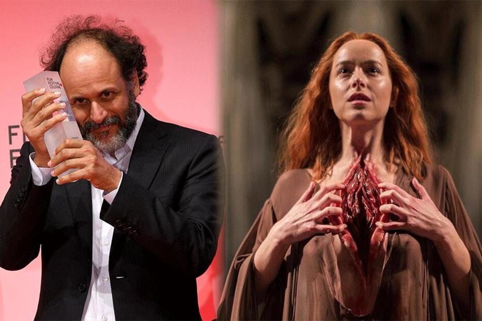 """Luca Guadagnino, hier bei der Verleihung der Film Festival Cologne Awards 2018, übernahm zuletzt die Regie der Neuverfilmung von """"Suspiria""""."""
