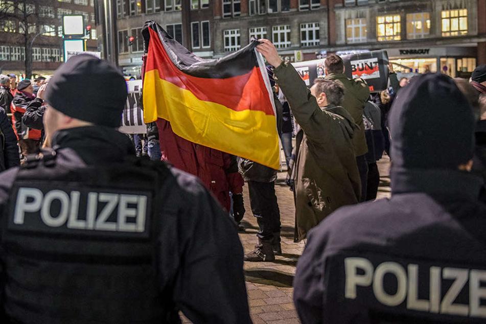 Verfassungsschutz sieht Verbindung zwischen AfD und Rechtsextremen