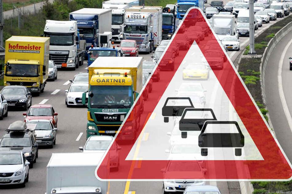 Vollsperrung wegen Brückenabriss! Hier brauchen Autofahrer starke Nerven
