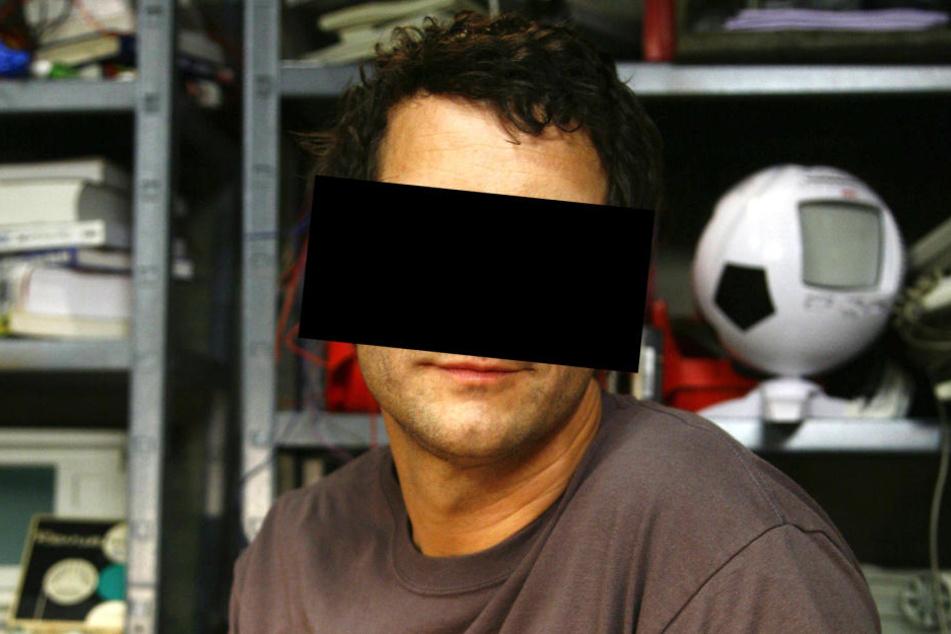 2010 wurde Sebastian M. (45) zu sechseinhalb Jahren Knast verurteilt, weil er eine junge Frau und ihre Mutter vergewaltigte.