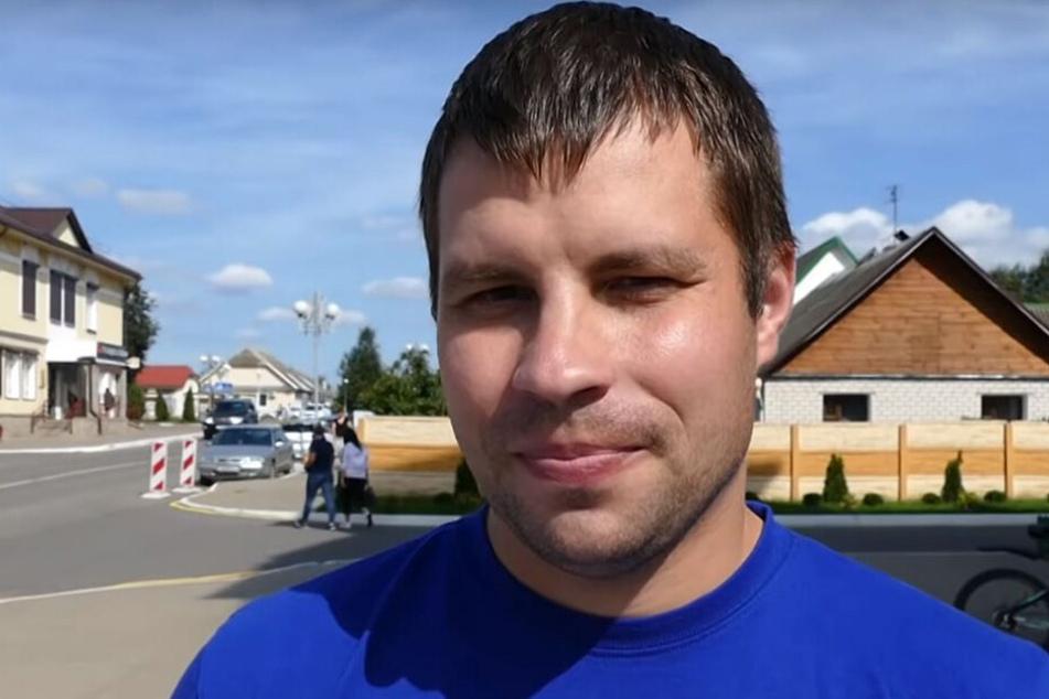 Ilya Kryukov (31) löste das Rätsel.