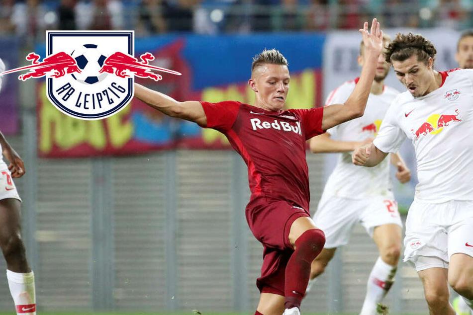 Der Nächste, bitte! RB Leipzig angelt sich dieses Salzburg-Talent