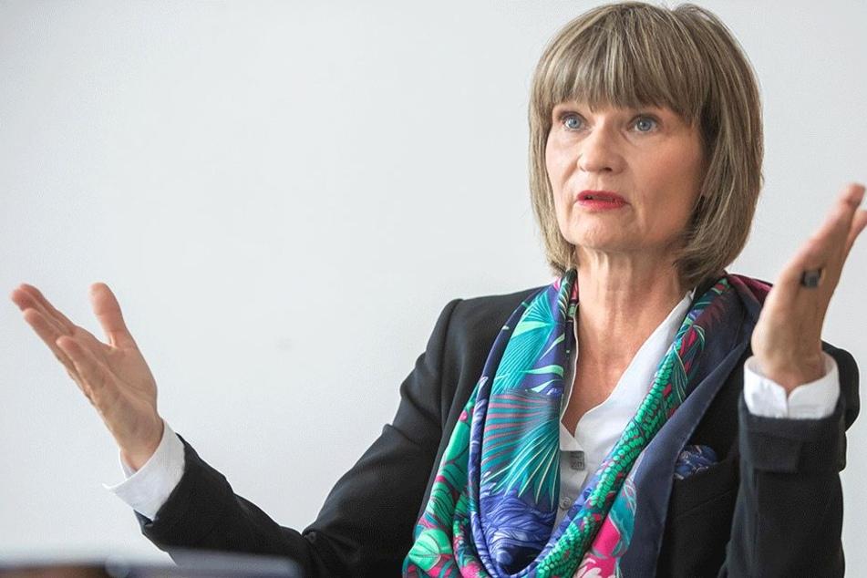 Gegen Barbara Ludwig gibt es eine erste Rücktrittsforderung.
