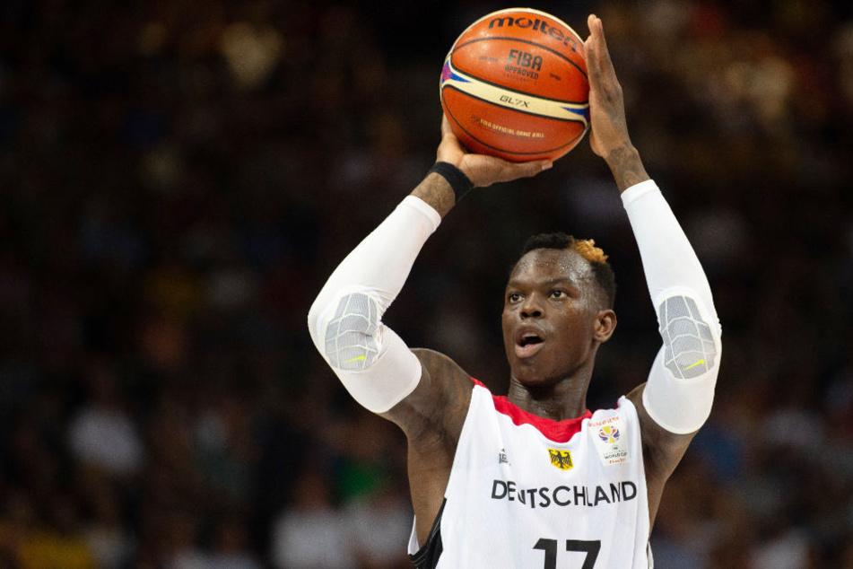 NBA-Star zeigt in Hamburg olympischen Basketball