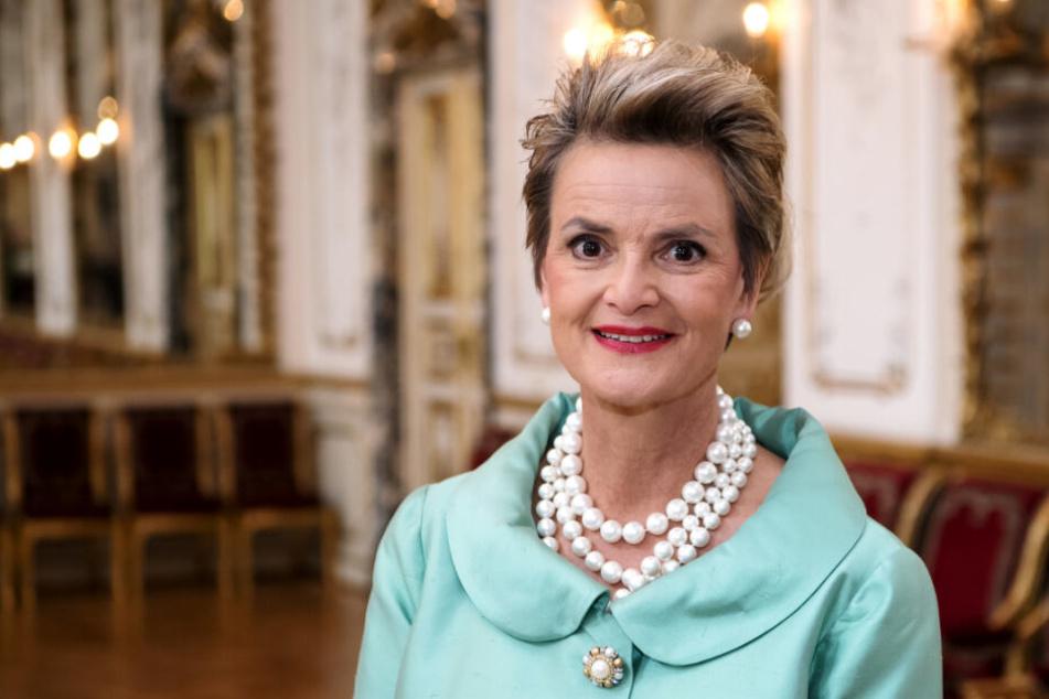 Gloria von Thurn und Taxis ist von der Entscheidung enttäuscht.