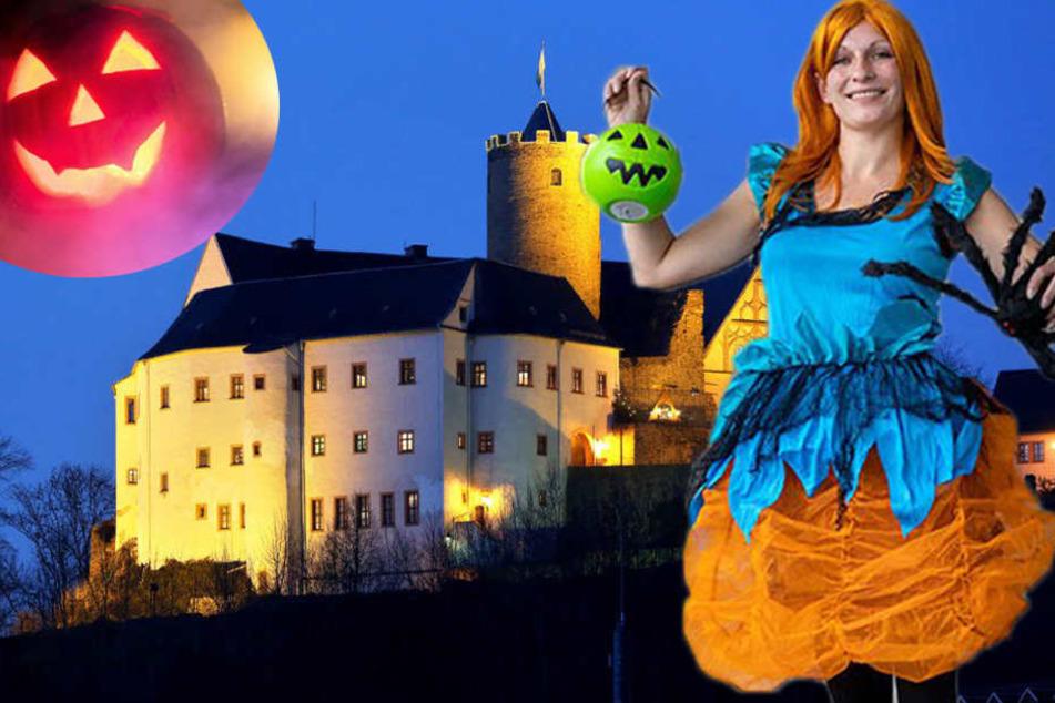 """Chemnitz: Von Harry-Potter-Party bis """"Night of the Freaks"""": So feiert Chemnitz Halloween"""