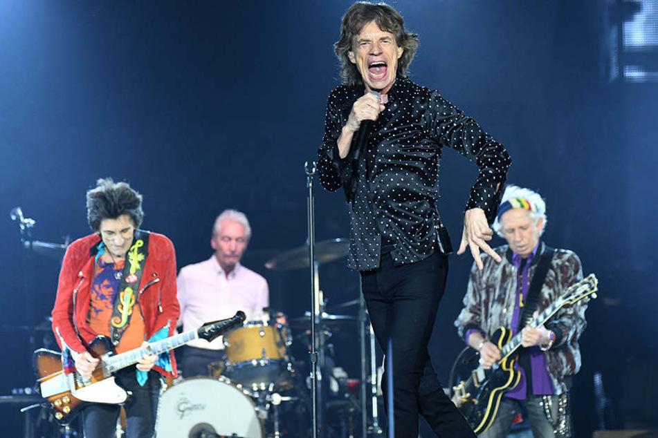 Mick Jagger und seine Jungs kommen nach Berlin und Stuttgart.