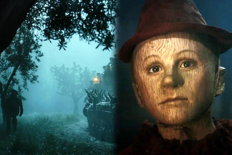 Ziemlich creepy: Auch Pinocchio kommt jetzt als Realverfilmung in die Kinos