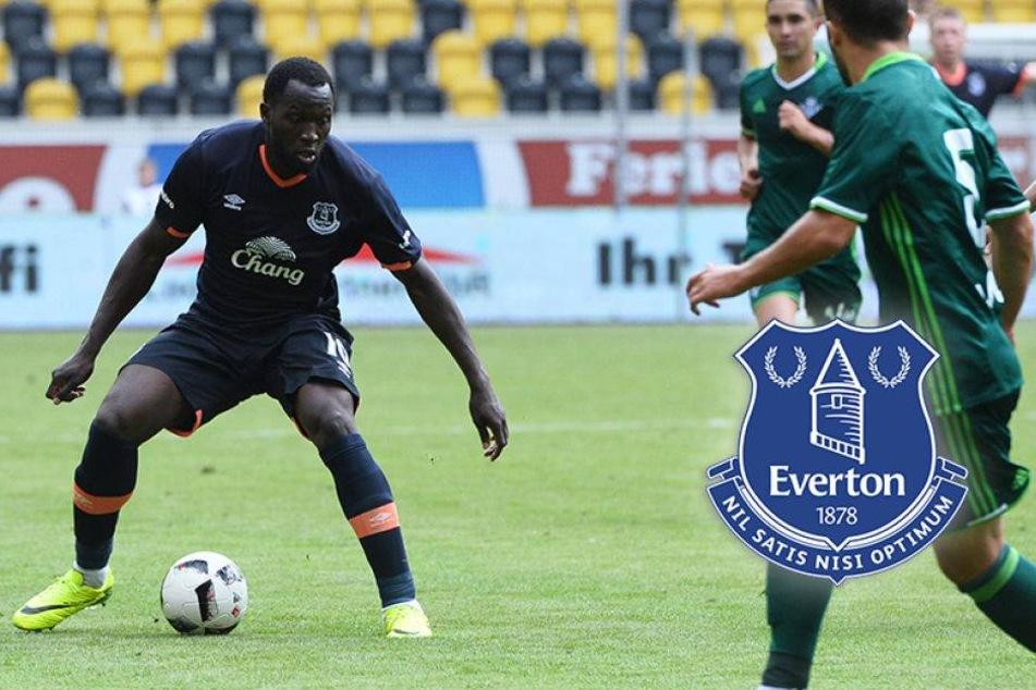 War das Lukakus letzte Stunde im Everton-Dress?