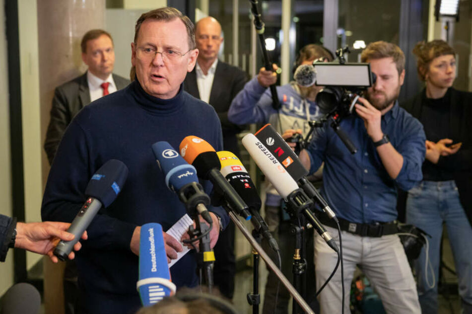 Kommt Lieberknecht zur Hilfe? Parteien beraten über Ramelow-Vorschlag