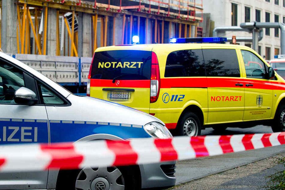Am Montag ist es im nordrhein-westfälischen Herten zu einem schweren Arbeitsunfall gekommen.