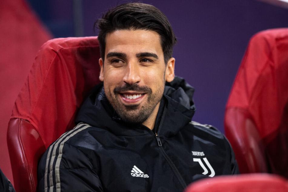 Sami Khedira wechselte 2015 von den Madrilenen nach Turin.