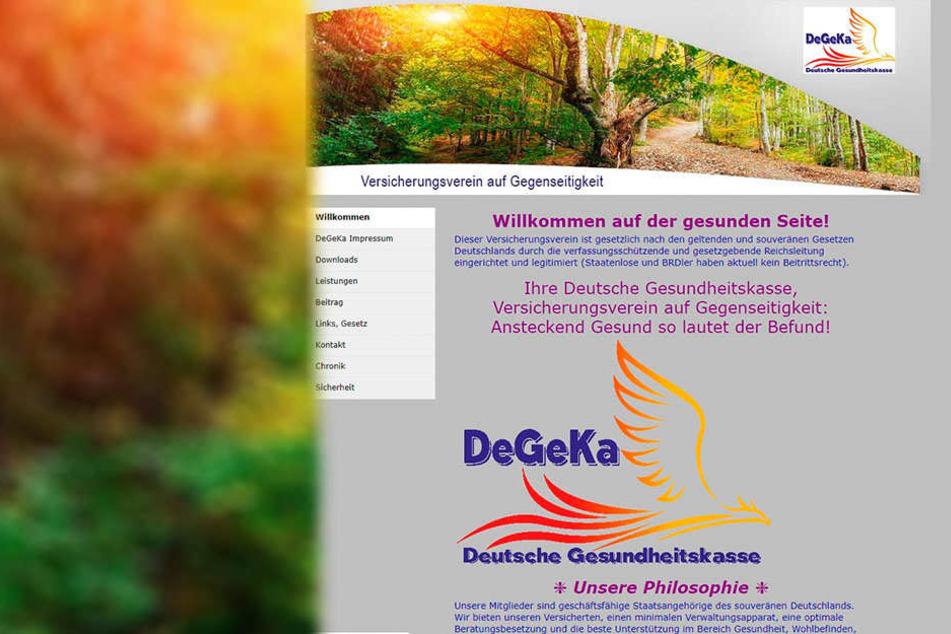 Seit erstem April ist die DeGe-Ka wieder im Netz.