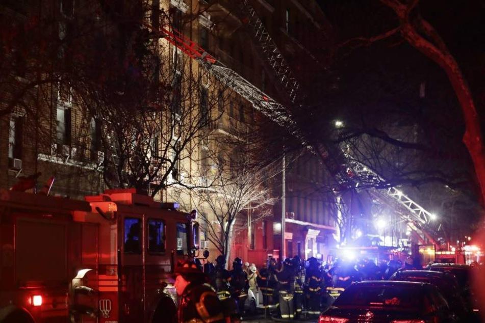 Schlimmster Brand seit Jahrzehnten tötet mehrere Menschen