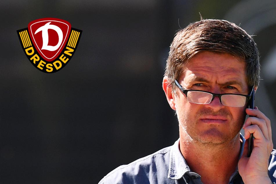 """Dynamo-Geschäftsführer Ralf Becker wollte einen Trainer, """"den ich schon kenne"""""""