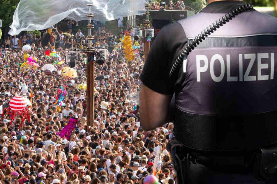 """Fusion-Festival: Veranstalter hält Polizeiwache für """"zukunftsfähig"""""""