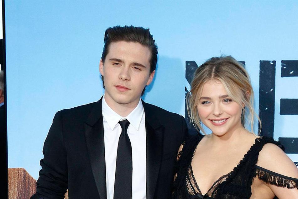 Hier besuchten die beide eine Filmpremiere in Los Angeles.