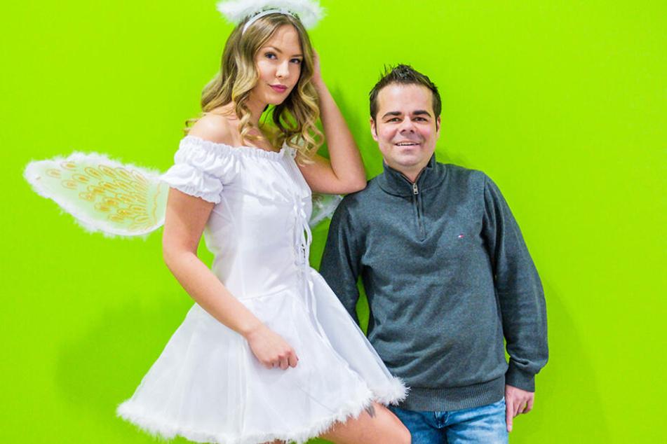 """Schlager-Star DJ Bonzay (re) landet gerade mit seiner Single """"So schöne Engel"""" einen Hit"""