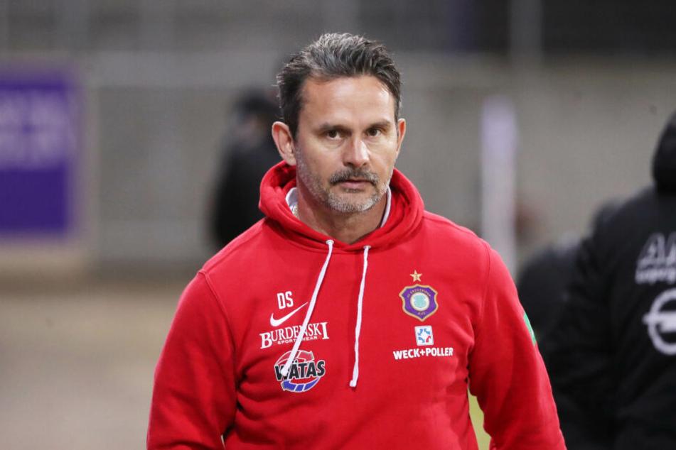 Dirk Schuster.