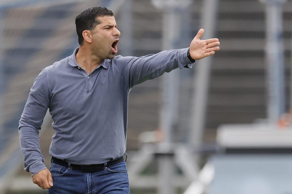 Dimitrios Grammozis (41), Trainer des SV Darmstadt 98.