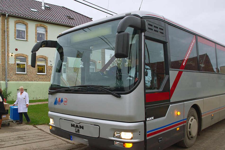 Bürgerbusse mit ehrenamtlichen Fahrern sollen die Städte im Vogtland besser verbinden.
