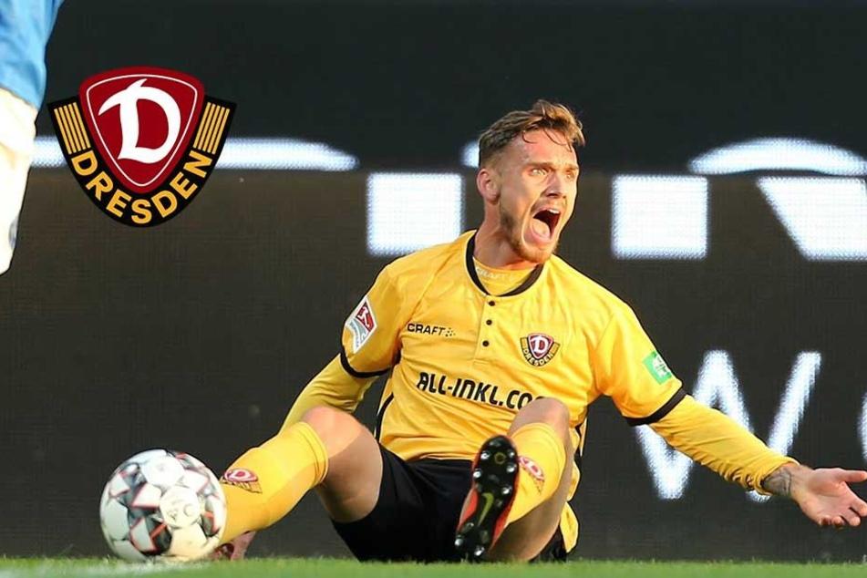 Nächster Verletzter bei Dynamo: Wahlqvist fällt wochenlang aus