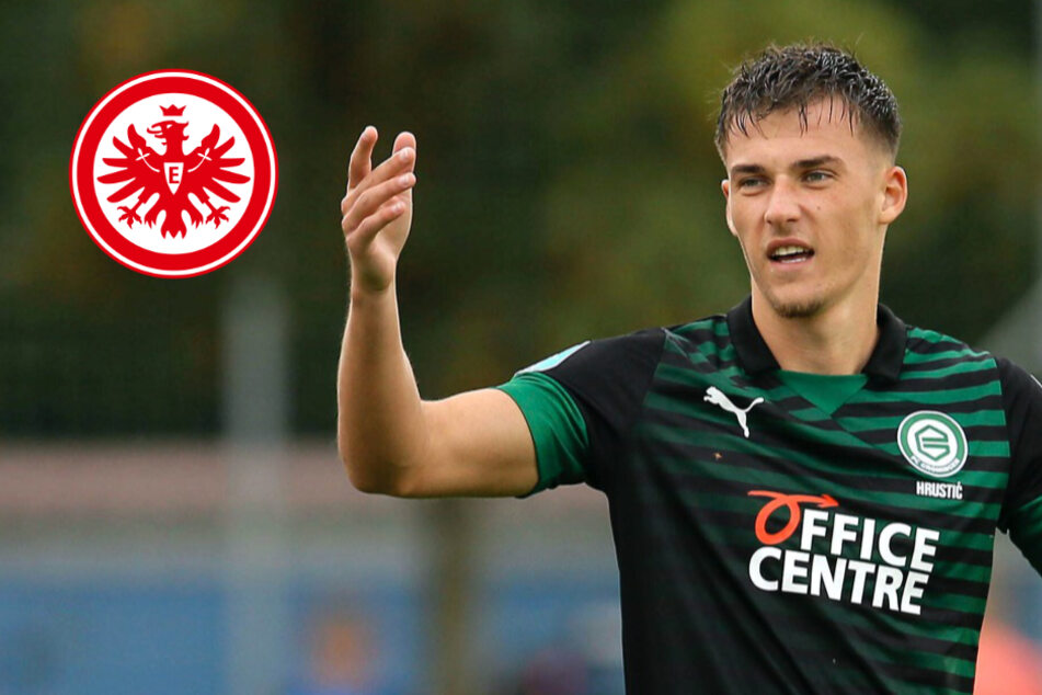 """Eintracht-Neuverpflichtung Hrustic: """"Scheue Konkurrenz-Kampf nicht"""""""