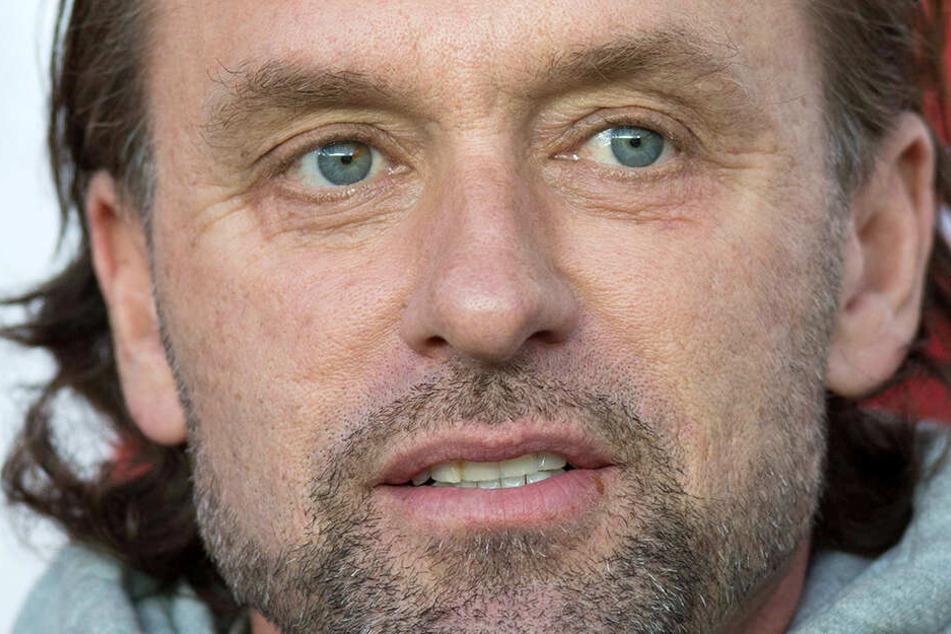 Neuer Trainer von Hannover 96: Thomas Doll.