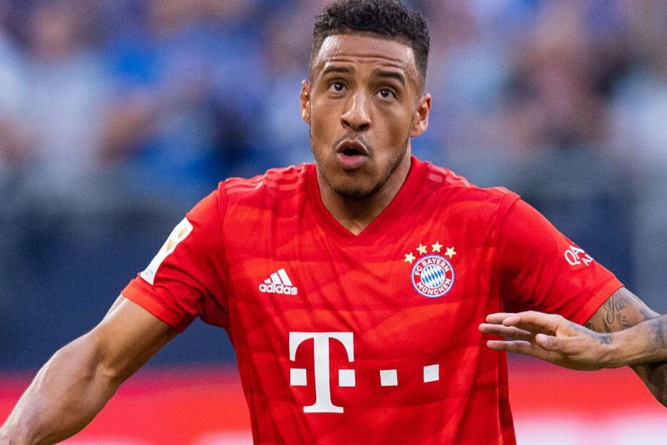 Corentin Tolisso hat sich im Spiel gegen die Borussia aus Mönchengladbach ebenfalls verletzt.