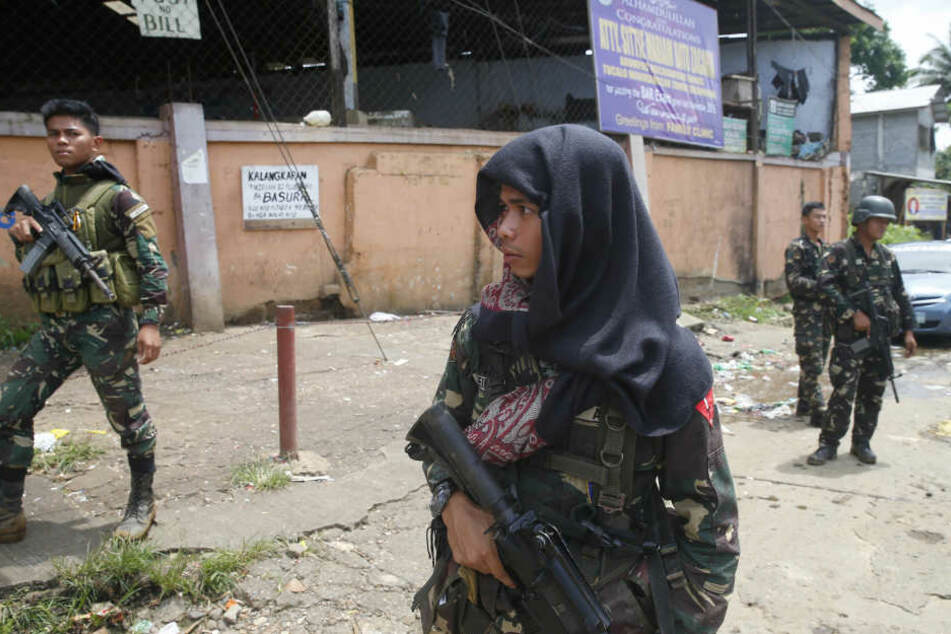 Mindestens 46 Tote bei Kämpfen auf den Philippinen