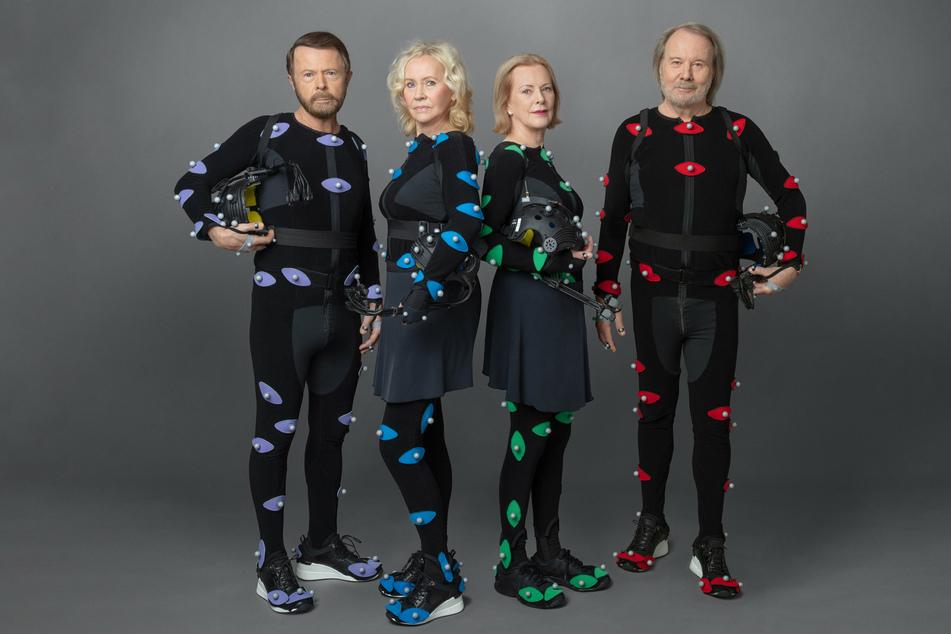Eine virtuelle Version von ABBA soll am 27. Mai 2022 eine Reihe von Konzerten in London geben.