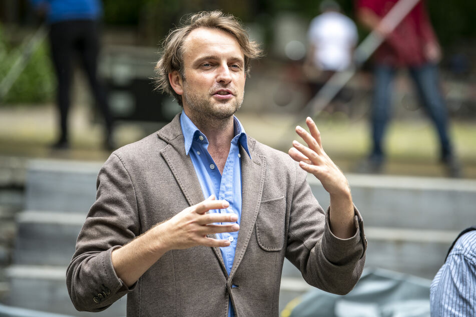 """Hat den Fehler bei """"Hair"""" eingestanden: Patrick Wurzel, Betriebsdirektor der Oper."""