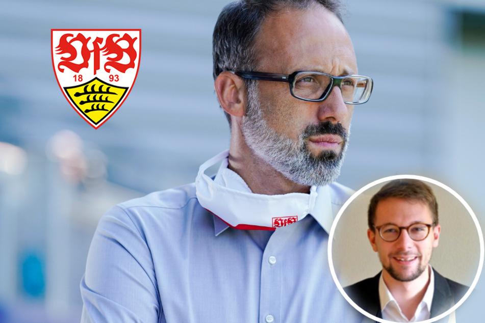 Meine Meinung: VfB-Coach Matarazzo braucht schnell Antworten, sonst war's das!