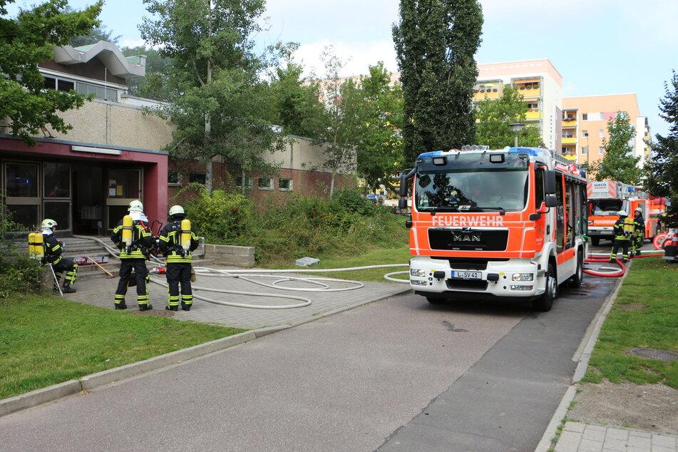 Gegen 11 Uhr konnte die Feuerwehr den Einsatz beenden.