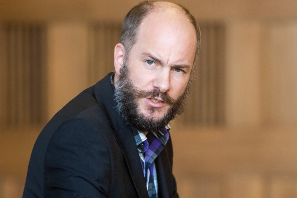 Martin Kohlmann (43) im vergangenen Jahr.