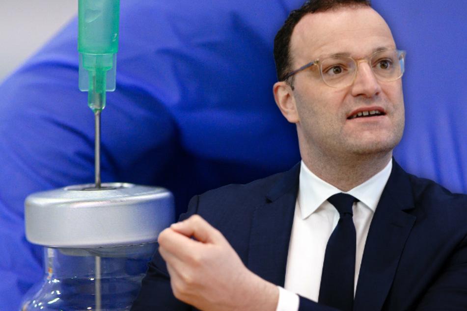 """Spahn bittet um Geduld bei Impfungen: """"Es geht jetzt um Wochen, nicht um Monate"""""""